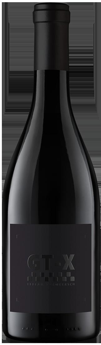 Bottle red wine GT-X-best red Suze la Rousse Village AOP LePlan-Vermeersch