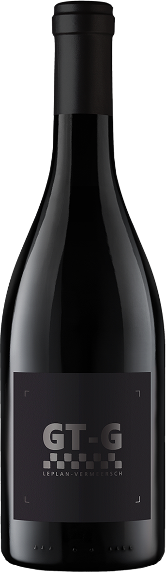 Bottle Red wine GT-GRENACHE Suze la Rousse Village AOP LePlan-Vermeersch