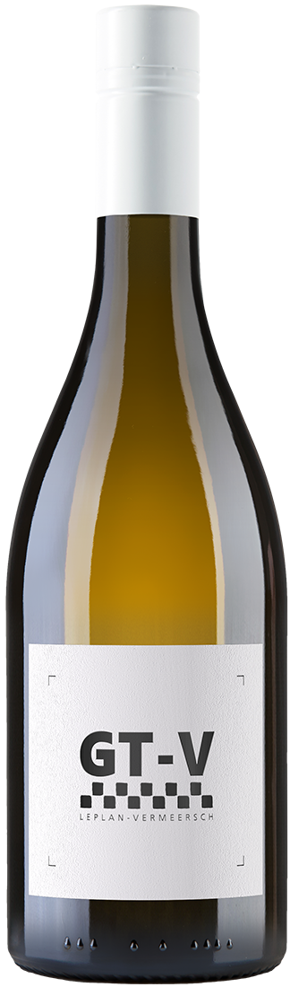 white wine GT-VIOGNIER Cotes du Rhone AOP LePlan-Vermeersch