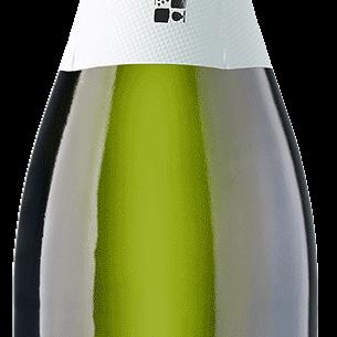 Bottle sparkling wine Belgica BUBBLES