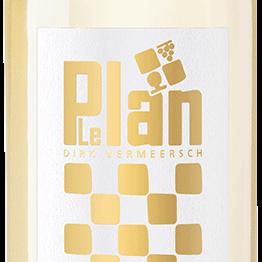 Bottle White wine GP-muscat Cépage de France VDF LePlan-Vermeersch