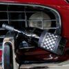 Bottle front car Red wine RS-Dieu Plan de Dieu Village AOP LePlan-Vermeersch
