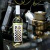 Bottle White wine Gp-muscat car engine Cépage de France VDF LePlan-Vermeercsh