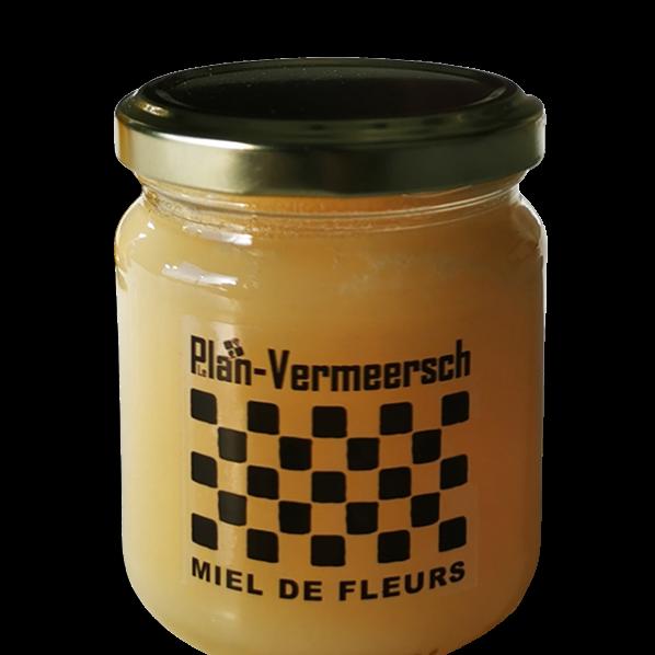 Natural home made honey LePlan-Vermmersch